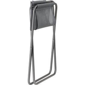 Lafuma Mobilier CNO Silla Camping Texplast, titane/silex